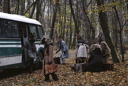 The Last Bus - Martin Snopek, Ivana Laucíková