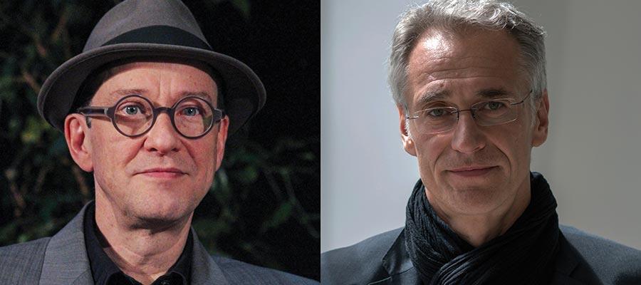 Under the Radar - High Noon Talks - Olivier Cotte, József Fülöp